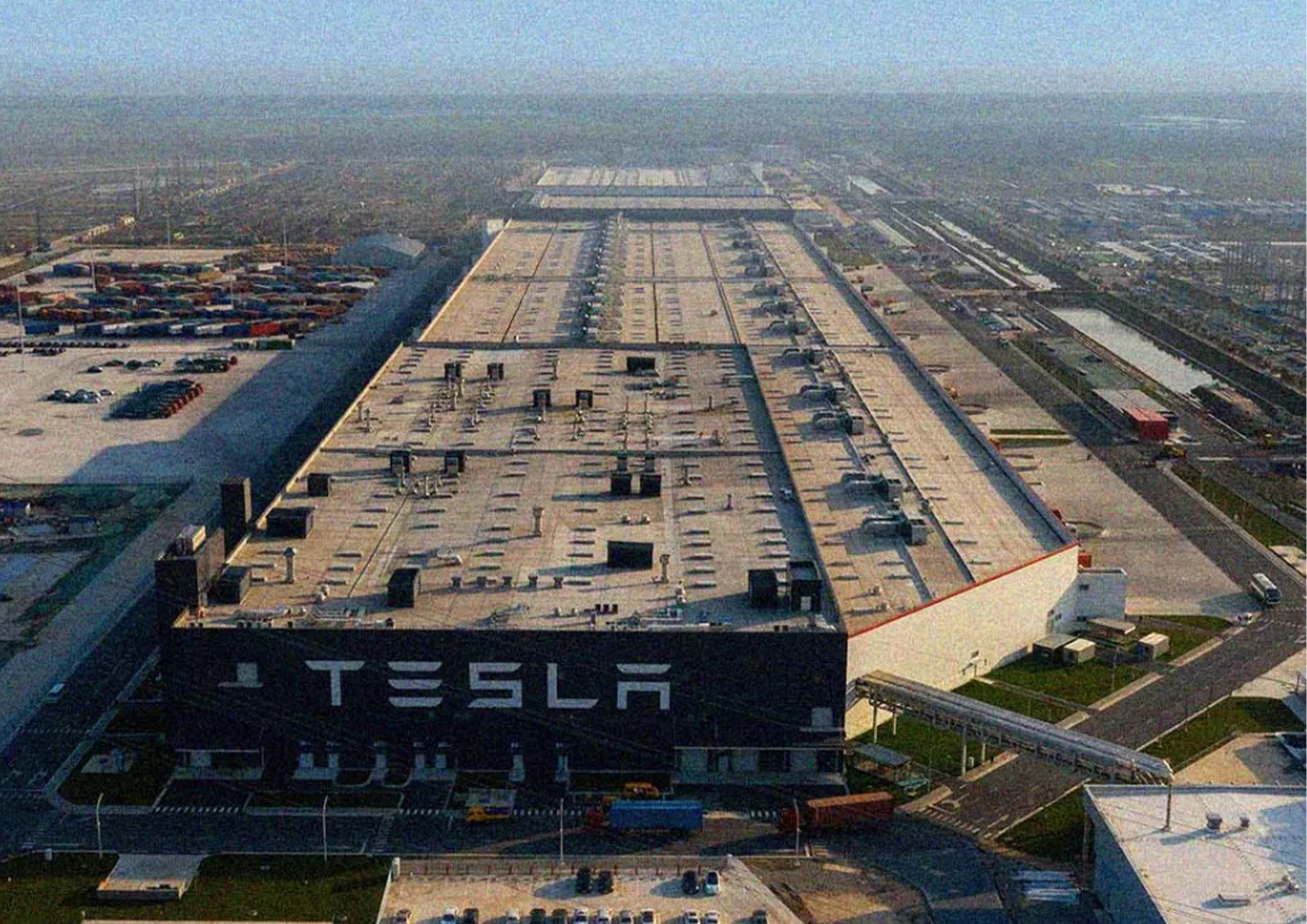 Unveil the Mystery of the Hot Water Project at Tesla's Shanghai Factory