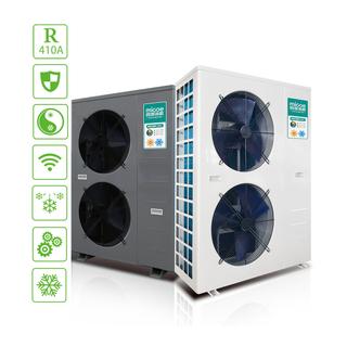 Hot Water Monoblock DC Inverter Heating Cooling Heat Pump