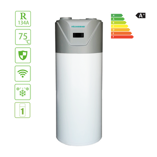 Residential DC Inverter Monoblock Heat Pump Water Heater