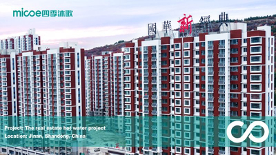 Jinan Real Estate Project