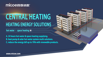 Central Heating Energy Solutions