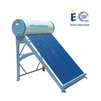 Low Pressure Solar Water Heater