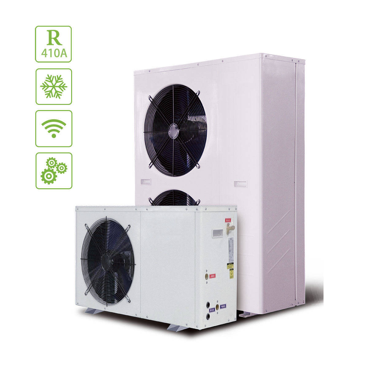 High Temperature with CE Hot Water Heat Pump for Bathroom