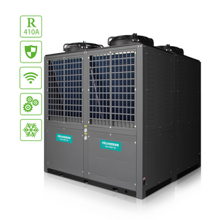 Commercial Industrial Outdoor Hot Water Heat Pump