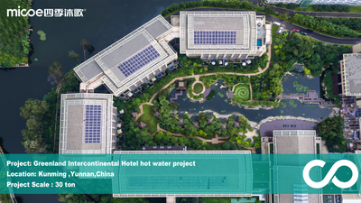 Greenland International Hotel Project
