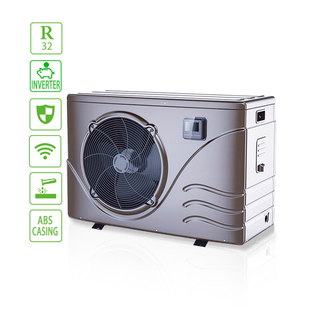 Eco Durable Inverter Swimming Pool Heat Pump