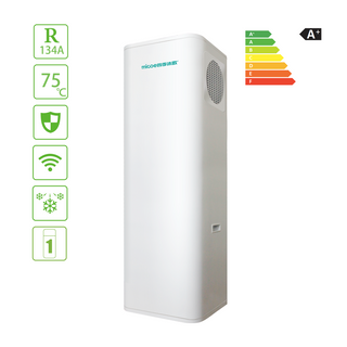 Domestic All In One Heat Pump Water Heater